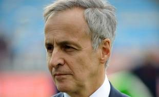 Eric Pilaud, président du FC Grenoble Rugby.
