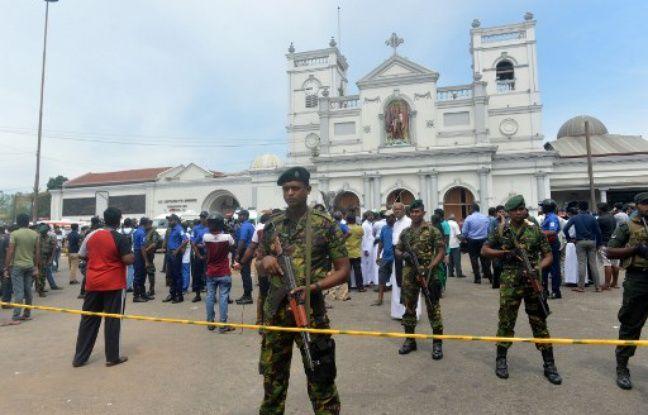 VIDEO. Sri Lanka: Au moins 161 morts dans une série d'explosions notamment contre des églises