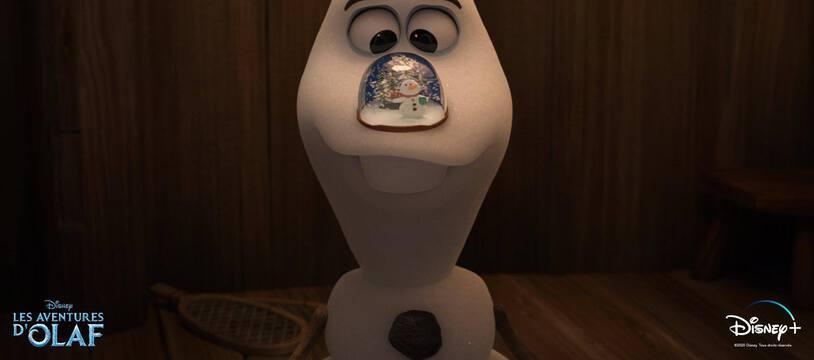 «Les Aventures d'Olaf» de Trent Correy et Dan Abraham