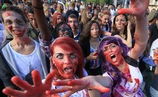 La Zombie Walk 2016 de Strasbourg est annulé (Archives)