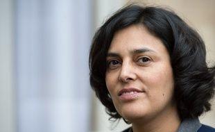 La ministre française du Travail Myriam El Khomri