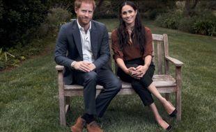 Harry et Meghan, duc et duchesse de Sussex