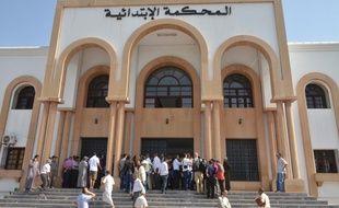 Le tribunal d'Agadir - Illustration