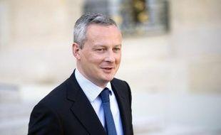 """L'ancien ministre et député UMP de l'Eure, Bruno Le Maire, a appelé mardi le président François Hollande à """"sortir rapidement de sa réserve"""" face à la crise de la zone euro, mettant en garde contre les dangers de l'""""inaction""""."""
