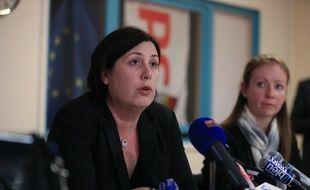 Pernelle Richardot était la tête de liste PS du Bas-Rhin pour les élection régionales ACAL. (Archives)