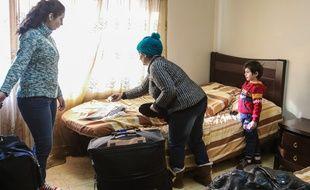 La France devrait accueillir 500 réfugiés syriens d'ici 2018. (Illustration)