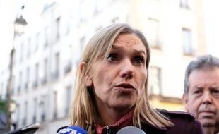Agnès Pannier-Runacher, le 3 décembre 2019 à Paris.
