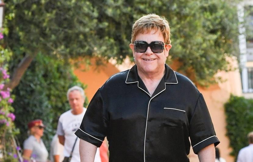 VIDEO. Elton John est sobre depuis 29 ans et s'en félicite