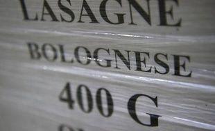 Les enquêteurs sont retournés mercredi chez l'entreprise française Spanghero à Castelnaudary (Aude) pour poursuivre les perquisitions et les auditions afin d'établir les responsabilités dans le scandale de la viande de cheval, vendue à la place de boeuf.