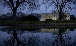 La Maison Blanche, siège de la présidence américaine à Washington, le 6 décembre 2014