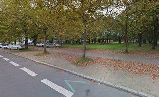 Le drame est survenu près du parc de l'Amande, au nord de Nantes.
