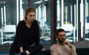 Agathe Bonitzer et Hugo Becker sont les vedettes de la série «Osmosis», disponible sur Netflix.