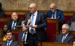 Laurent Pietraszewski à l'Assemblée en décembre 2017.