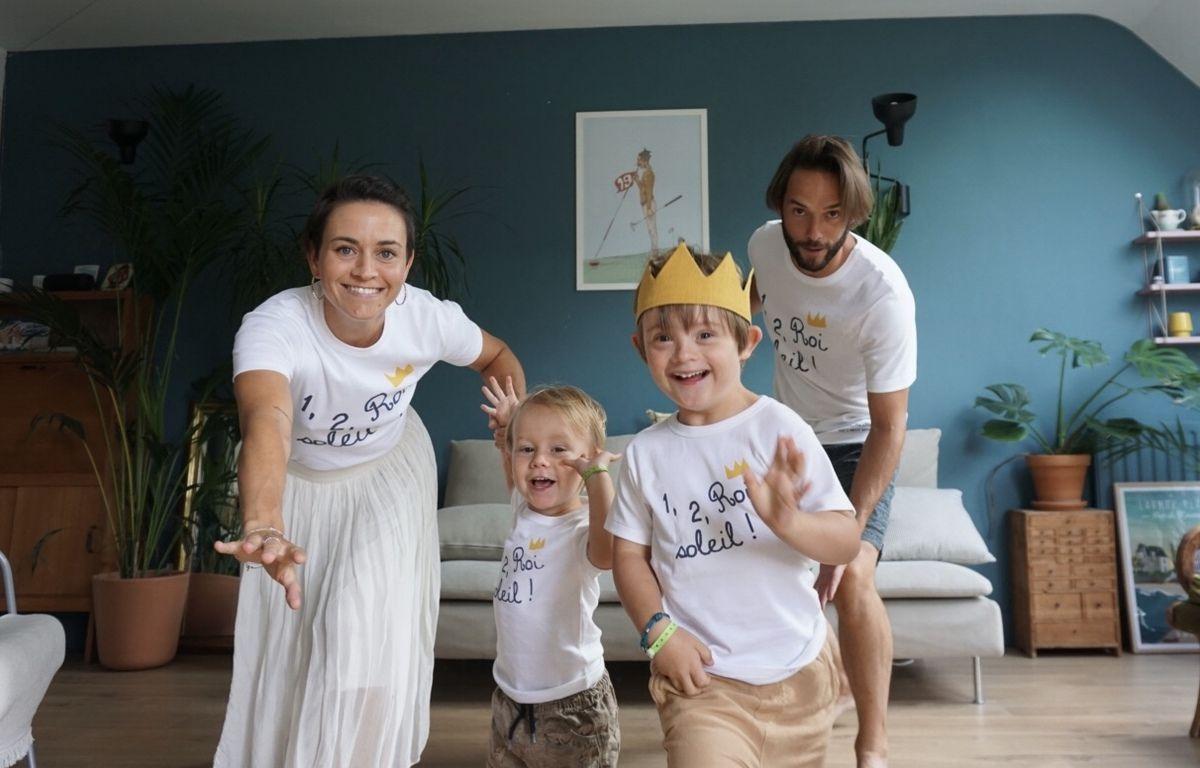 Trisomie 21 : « Nous sommes une famille ordinaire », clame la mère de l'Extraordinaire Marcel