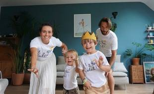 La famille de l'extraordinaire Marcel au grand complet.