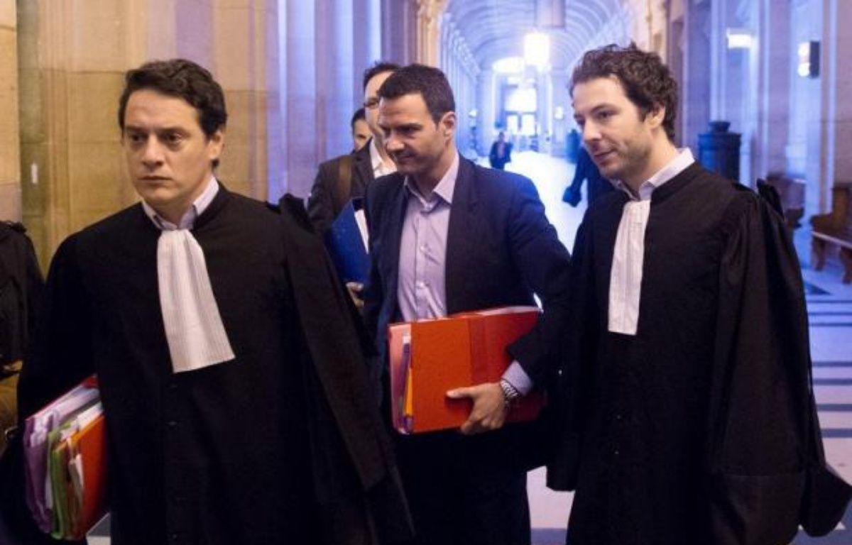 Jérôme Kerviel, 35 ans, a été condamné en première instance à trois ans de prison ferme et à des dommages et intérêts de 4,9 milliards d'euros, montant de la perte que lui impute la banque et dont il a été jugé seul responsable. – Martin Bureau afp.com