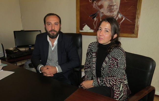 Maitre Jérôme Susini et Maître Charlotte Cesari
