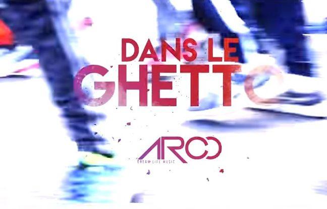Le clip Dans ton ghetto a valu au rappeur du Doubs Arco d'être interpellé. Illustration