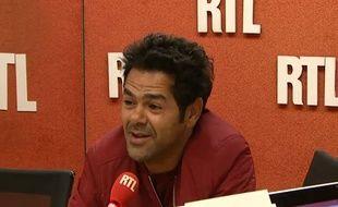 Jamel Debbouze a confié qu'Emmanuel Macron lui avait fait « un bel effet », sur RTL.