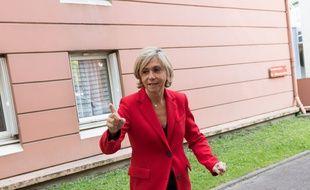 Valérie Pécresse, présidente (LR) de la région Ile-de-France.