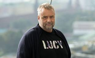 Portrait de Luc Besson.