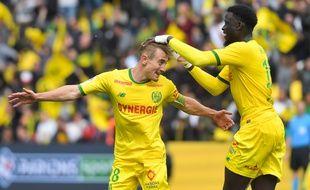 Le capitaine Valentin Rongier a inscrit le troisième but face à Dijon