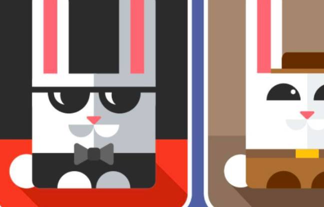 Les lapins du