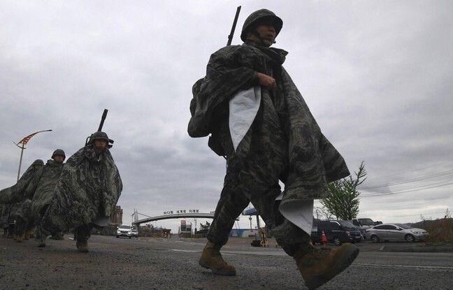 648x415 soldats sud coreens exercice 2018 pohang