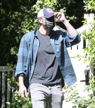 Ben Affleck, le 26 mai, à Los Angeles.