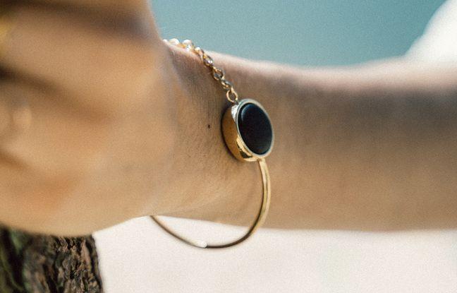 Le bracelet MyEli permet de donner l'alerte en un clic en cas d'agression.