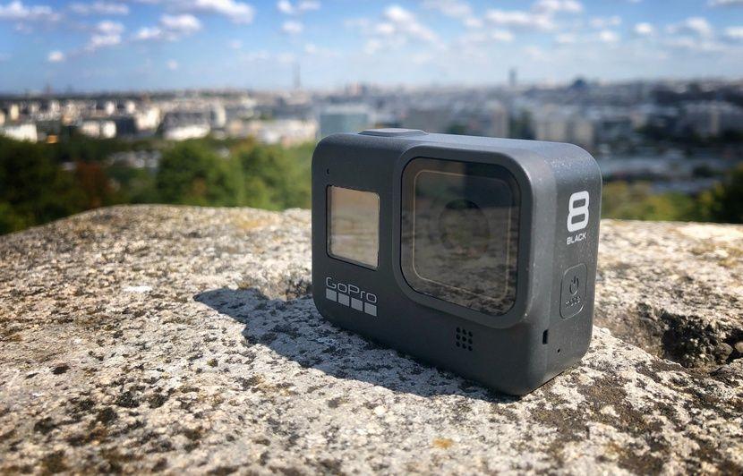 VIDEO. GoPro Hero 8 Black: Pourquoi cette caméra peut vous faire lâcher votre smartphone