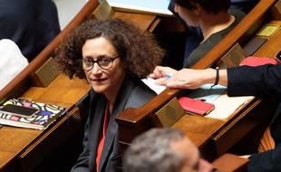 Emmanuelle Wargon, le 19 octobre 2018 à l'Assemblée nationale.