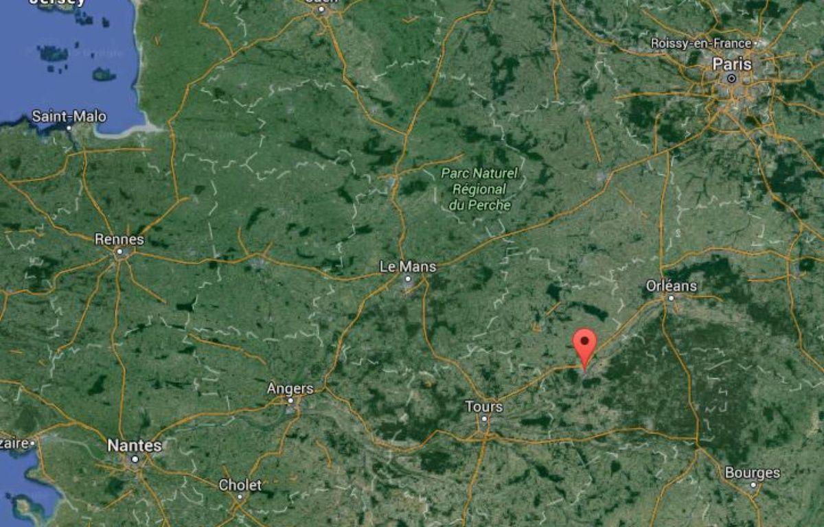 Blois (Loir-et-Cher) – Google Maps