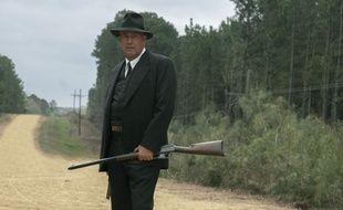 Kevin Costner dans The Highwaymen de
