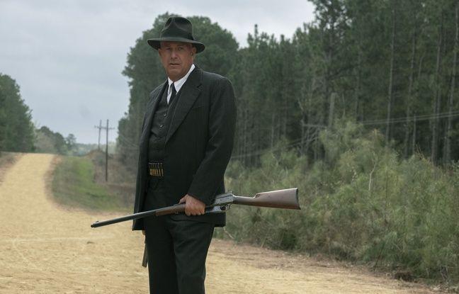 """VIDEO. Kevin Costner: «Bonnie et Clyde n'étaient pas des héros au contraire du flic que j'incarne dans """"The Highwaymen""""»"""