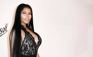 La rappeuse Nicki Minaj
