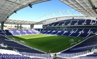 Le Stade du Dragon, ou Estádio do Dragão en VO, l'enceinte du FC Porto.