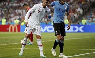 Ronaldo et Cavani