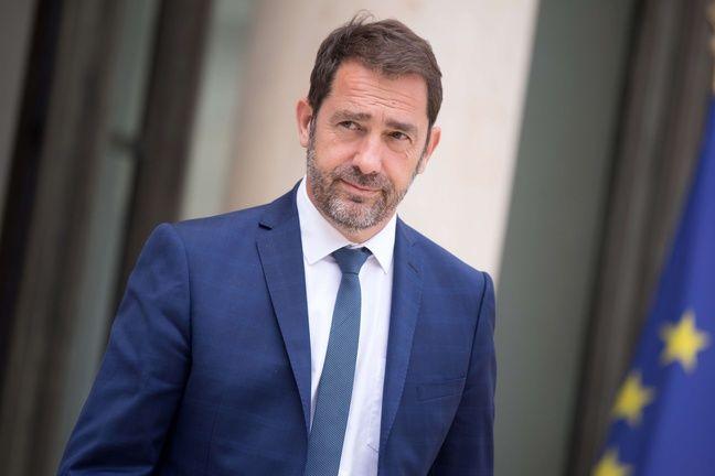 Christophe Castaner, le 6 juin à l'Elysée.