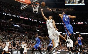 Le moment est venu de se réveiller pour les Spurs de Tony Parker.