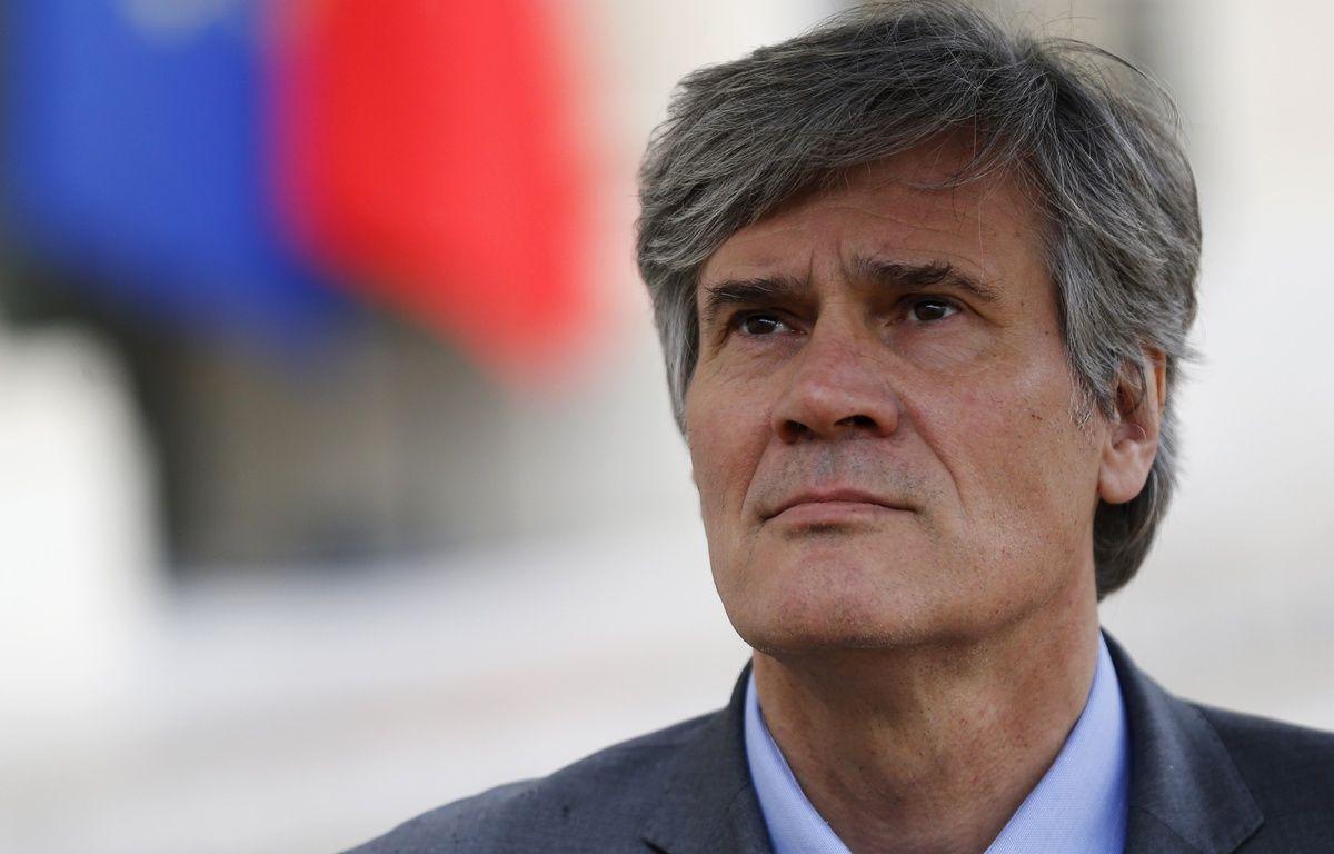 Stéphane Le Foll le 30 mars 2016 à Paris. AFP PHOTO / THOMAS SAMSON – AFP