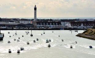 Le port de Calais, qui nécessite une extension