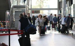 Les phases de chantier sont étalées pour perturber au minimum la circulation des voyageurs.