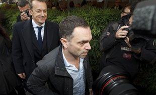 Yann Moix à Paris, le 4 novembre 2013.
