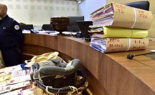 Mardi, la cour d'assises de Corrèze a entendu le père de la petite Séréna, dissimulée pendant 24 mois par sa mère, dans le coffre de la voiture familiale.