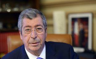 Patrick Balkany, maire UMP de Levallois et député des Hauts-de-Seine.