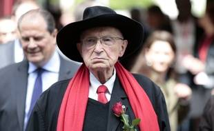 Louis Mexandeau, ancien député et ministre de François Mitterrand.