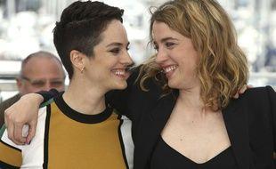 Noémie Merlant et Adèle Haenel présentent Portrait de la jeune fille en feu le 20 mai au Festival de Cannes