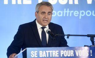 Xavier Bertrand a été réélu à la tête de la région Hauts-de-France
