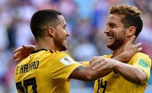 Plus de 15 buts marqués par lesBelges = une télé offerte